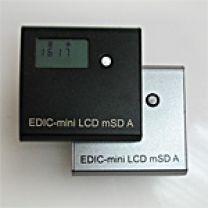 Edic-mini LCD mSD-A-mSD карта  2Gb - 300 часов